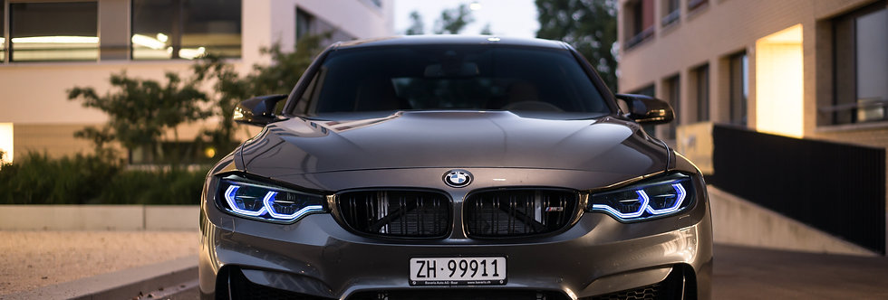 BMW M3 F80 Wallpaper