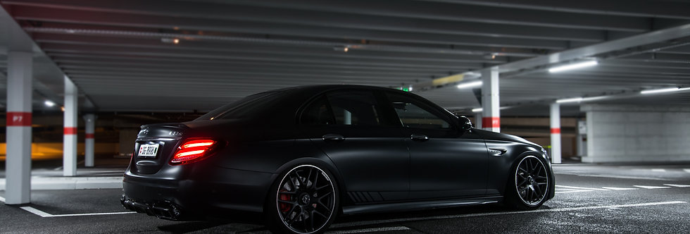 Mercedes E63S AMG Edition1 Wallpaper