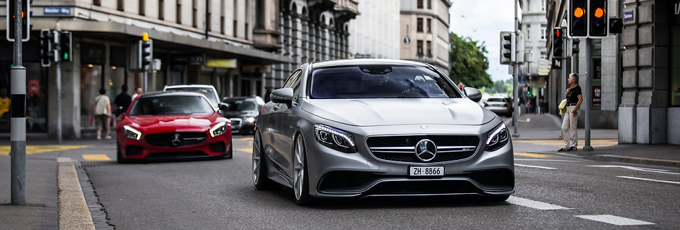 Mercedes S63 AMG Coupe Wallpaper
