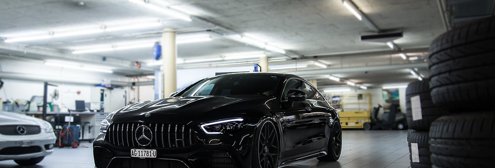 Mercedes AMG GT63 S Wallpaper