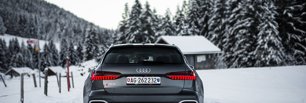Audi RS6 Wallpaper
