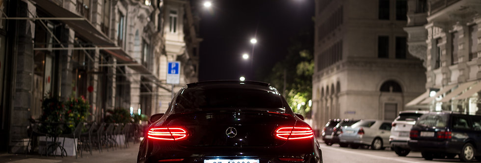 Mercedes C63 AMG Coupe Wallpaper