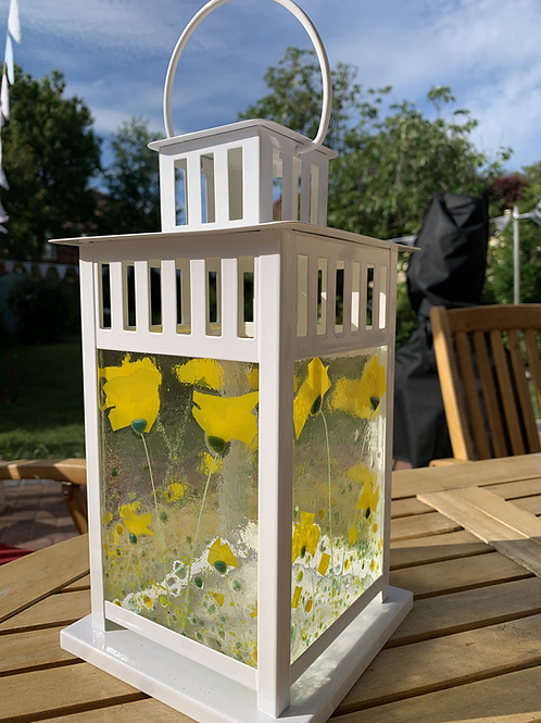 Yellow meadow lantern