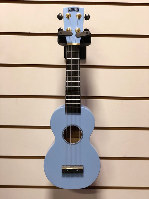Mahalo Ukulele - Light Blue