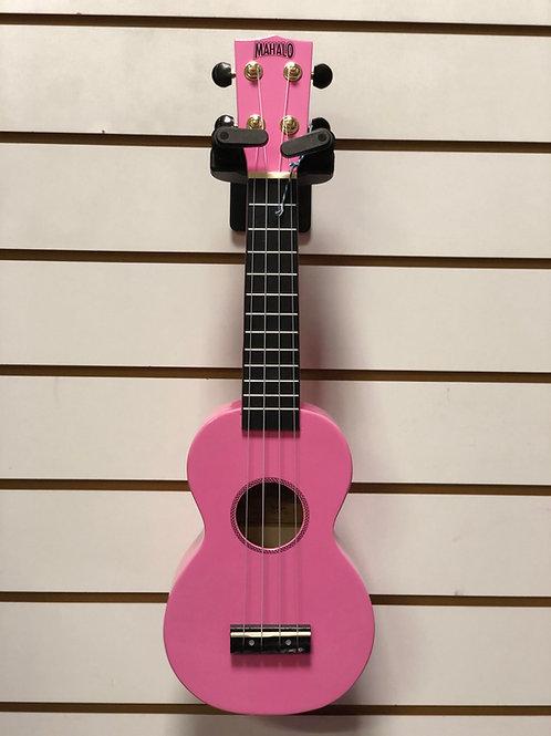 Mahalo Ukulele - Pink