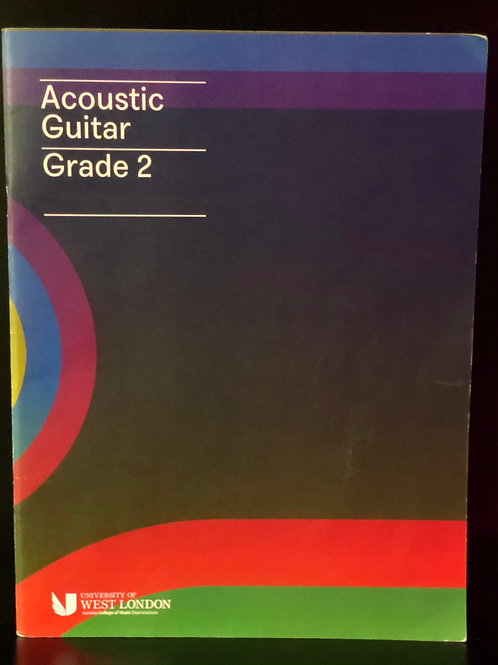 LCM Acoustic Guitar Handbook - Grade 2