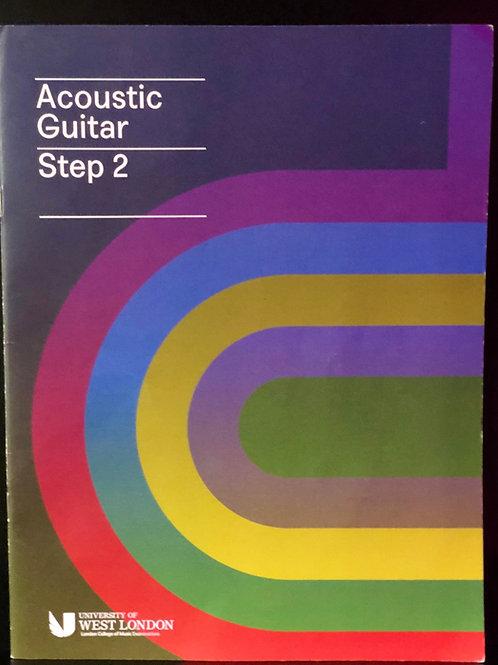 LCM Acoustic Guitar Handbook - Step 2