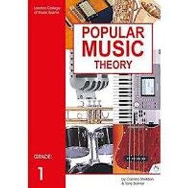 LCM/RGT Popular Music Theory - Grade 1