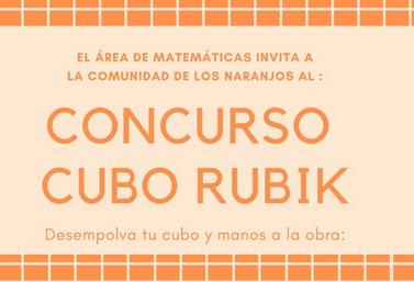 1° TORNEO VIRTUAL CUBO RUBIK