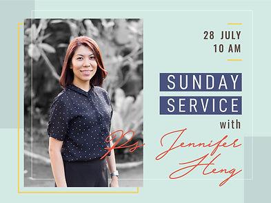 28 July_Sunday Service w Jennifer Heng-0