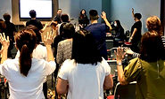 WORSHIPPERS IN MANDARIN SERVICE OF COVENANT VISION