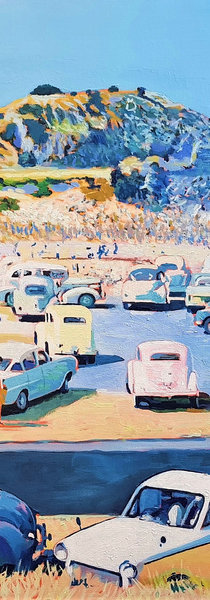 The Mount Beach circa 1960