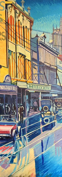 Manners Street Daydream 1919