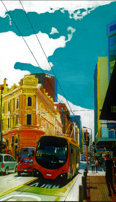 Daylight, Willis Street