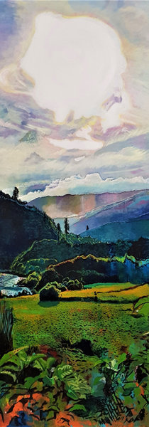 Tararua Landscape Portrait