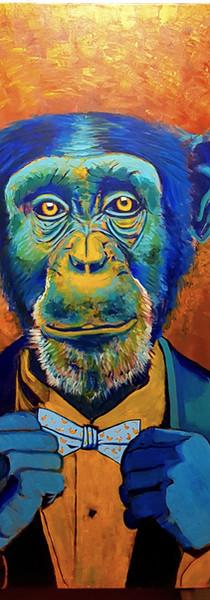 Dapper Chimp