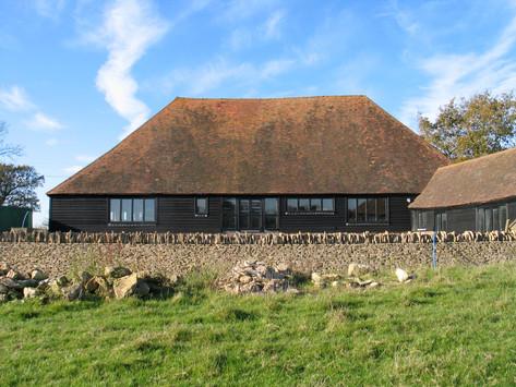 Iwood Place Farm Barn