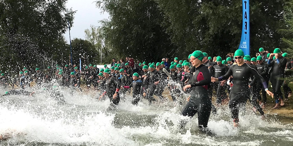 Entries now closed - Cotswold Big Swim July 2021