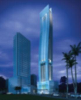 Architecture designed tower