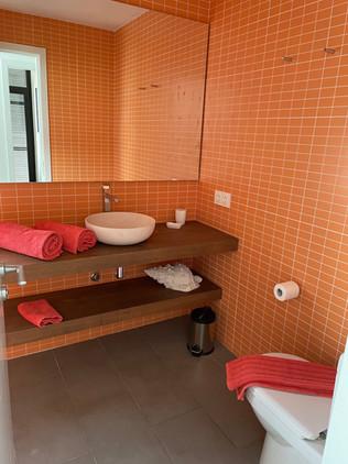 Salle de bain 1er étage avec douche à l'italienne