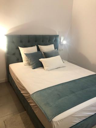 Chambre (lit en 160) - rez de chaussée