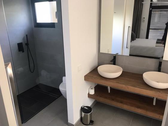Salle de bain suite parentale - Rez de chaussée