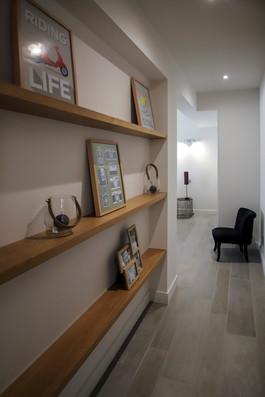 Chambre 3 avec salle de bain - Rez de chaussée
