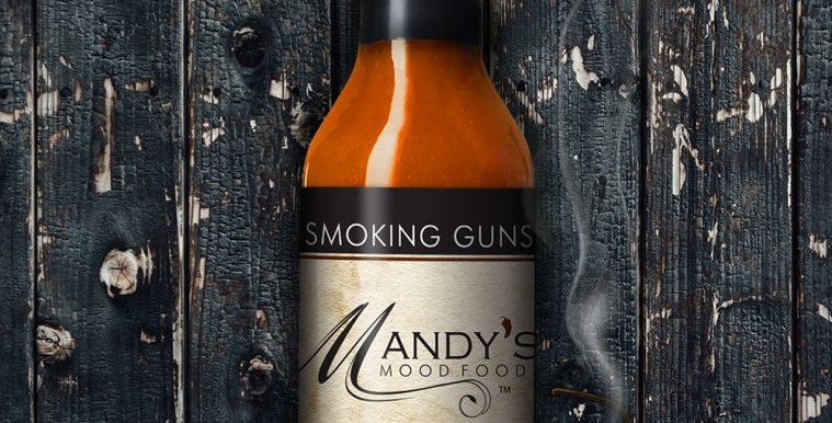 Mandy's SMOKIN' GUNS Hot Sauce
