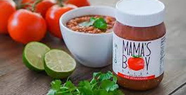MILD: Mama's Boy Salsa