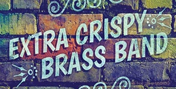 Extra Crispy Brass Band CD
