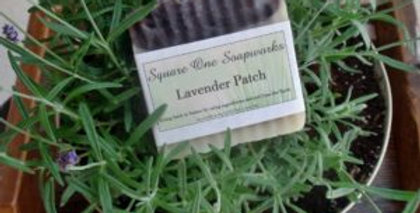 Lavender Patch Soap