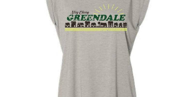 Stay Classy Greendale