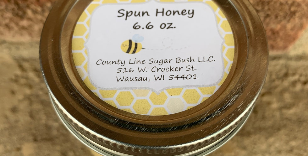 Spun Honey Butter