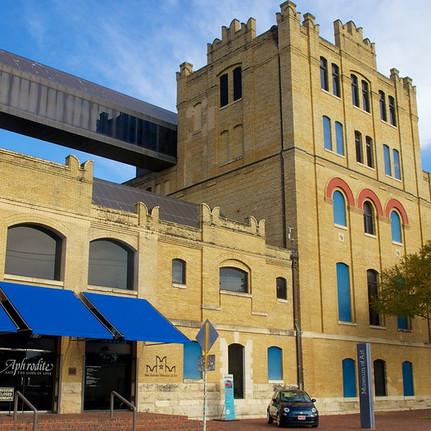 SAMA Auditorium, San Antonio Museum of Art