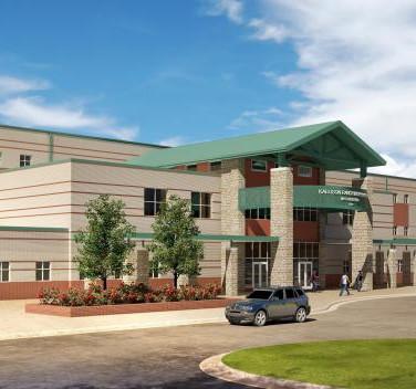 Kallison Ranch High School, Northside Independent School District