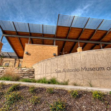 SAMA 1E Restroom Remodel, San Antonio Museum of Art
