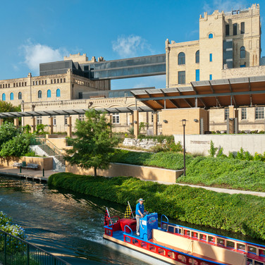 SAMA Central Utility Plant and HVAC Renovations, San Antonio Museum of Art