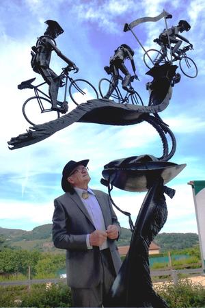 Delattre et son Tour de France