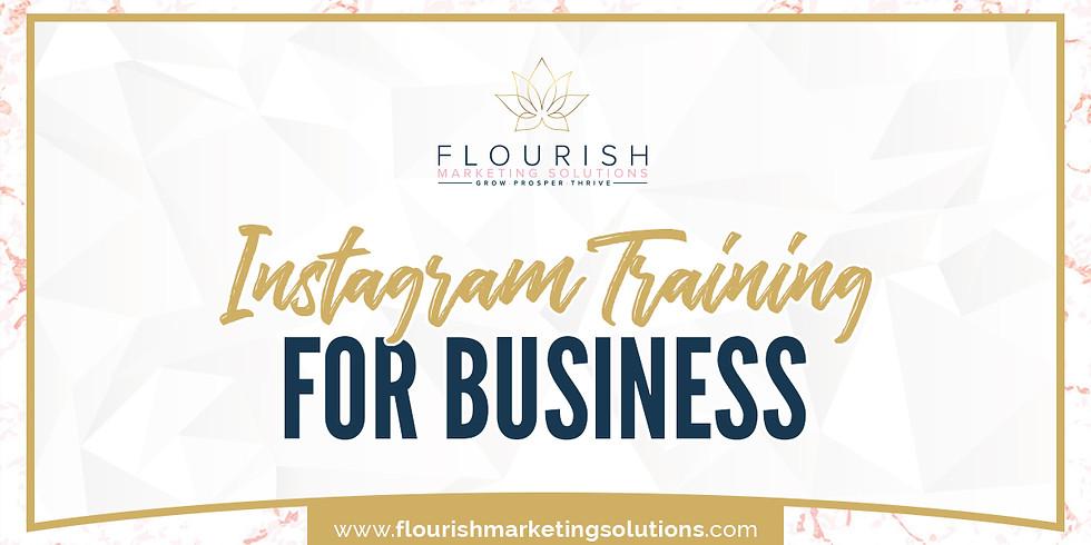 Instagram Training for Business