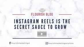 Instagram REELS is the Secret Sauce to Grow