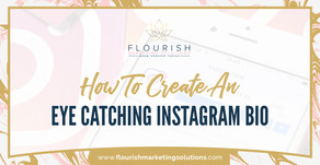 Create an Eye Catching Instagram BIO!
