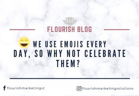 🌟 We use Emojis every day, so why not celebrate them?