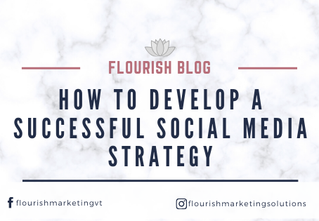 How to Develop a Winning Social Media Strategy for your Business
