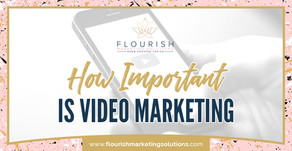 How Important is Video Marketing?