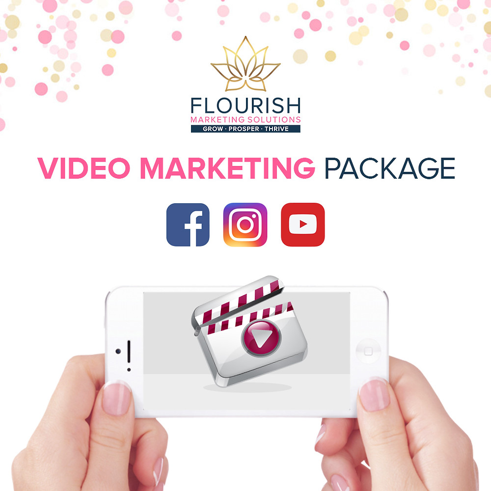 Flourish Video Marketing Package