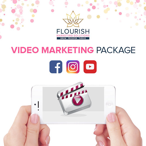 Social Media Video Marketing Package