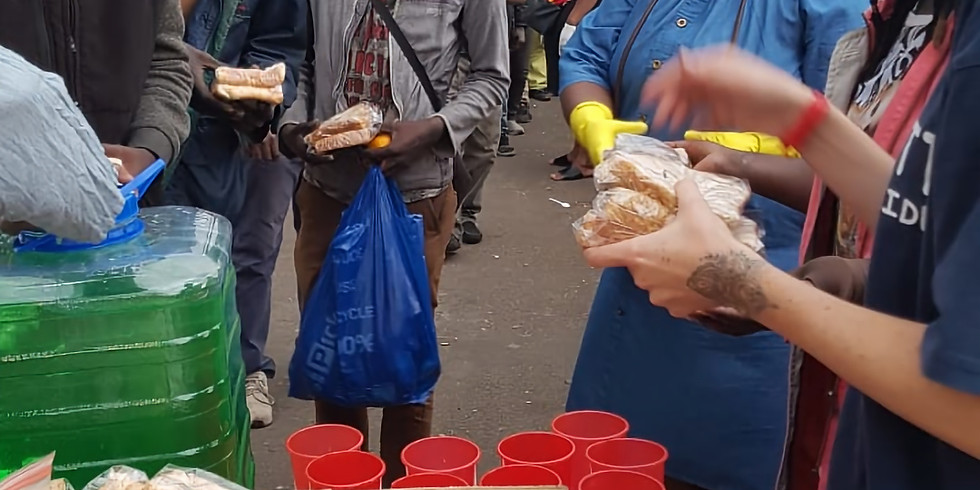 Hillbrow Lunch Table