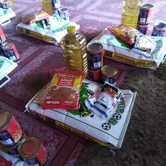 Ndwedwe KZN food parcels going out again
