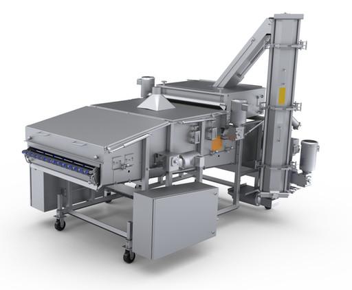 MP115 Flat Breader