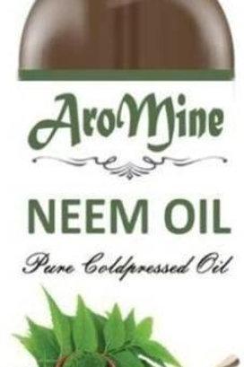 Aromine Olive, Virgin Coconut, Neem Oil 100 ml Each